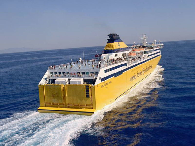 navi gialle