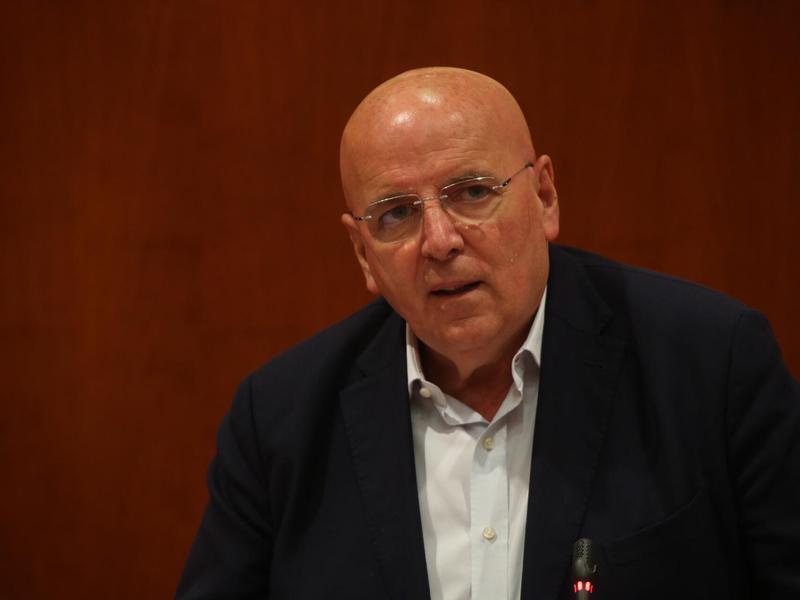 """Oliverio: """"La Zes è diventata una concreta realtà """" , nella foto il presidente"""