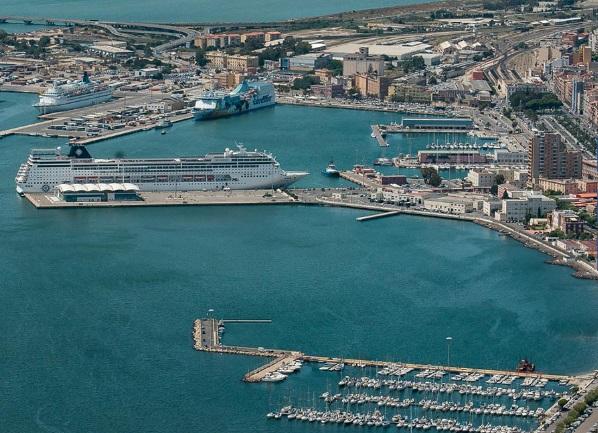 Italian Cruise Day: la visione dell'assesore Chessa, una visione del porto di Cagliari