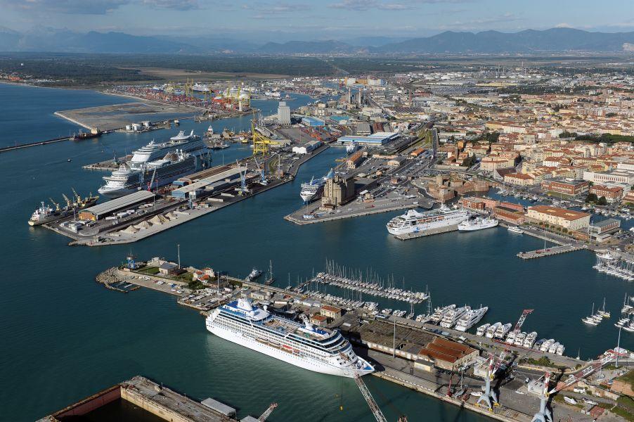 Livorno e il suo porto