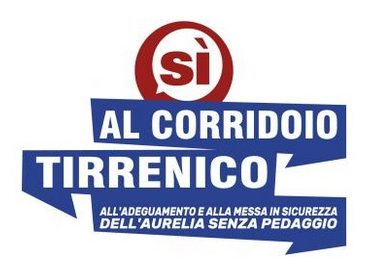 Corridoio Tirrenico: la manifestazione domani. La locandina dellervento