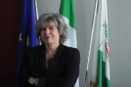 Dazi, #iostocolparmigiano: l'Emilia-Romagna difende i suoi prodotti l'assessore regionale all'Agricoltura, Simona Caselli