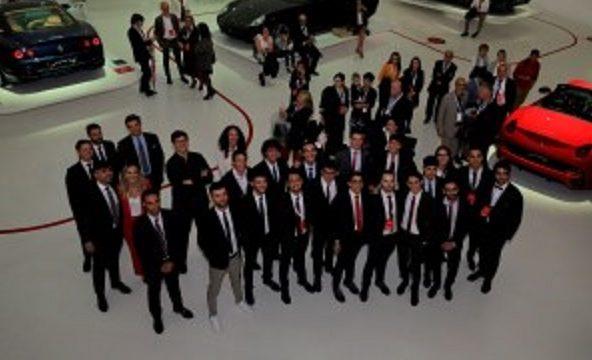 Muner: ecco i primi laureati, nellla foto i laureati.
