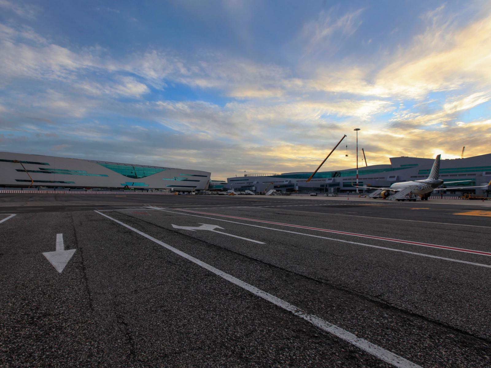 Aeroporto di Fiumicino: