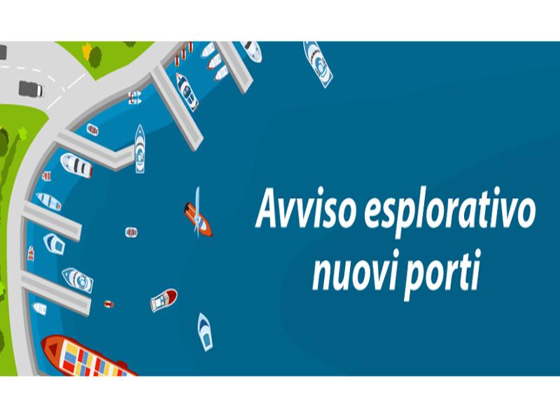 avviso esplorativo nuovi porti
