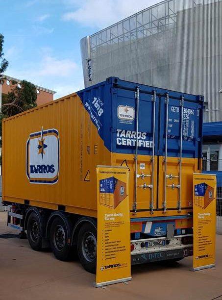 Container Certificato