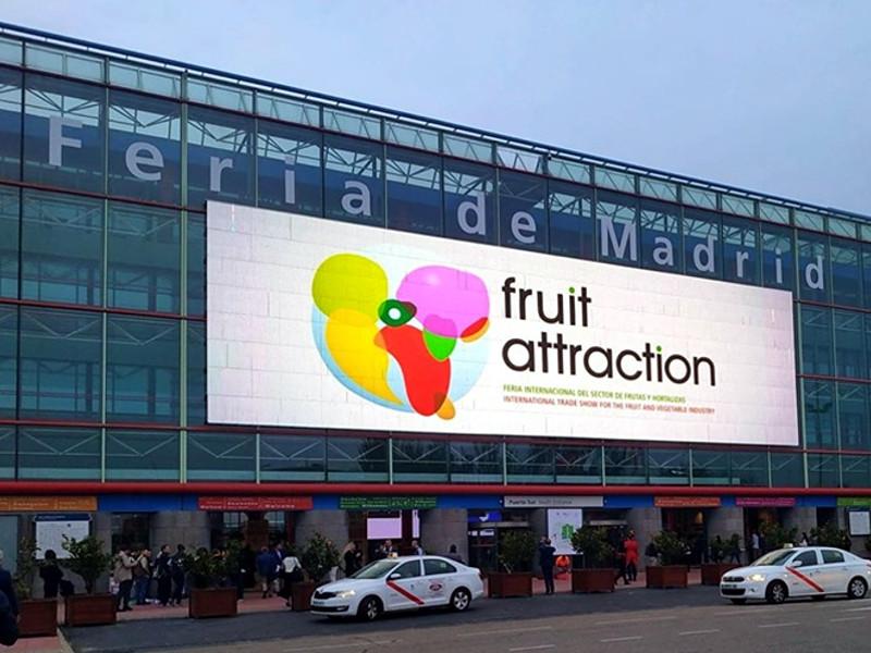 Fiera fruit attraction 2019