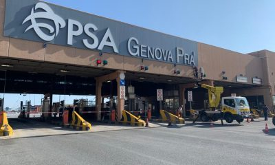 Psa Genova-Pra'