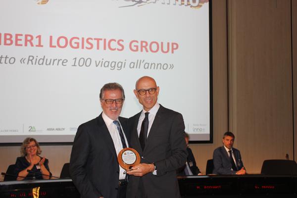 """premi """"Il Logistico dell'anno"""""""