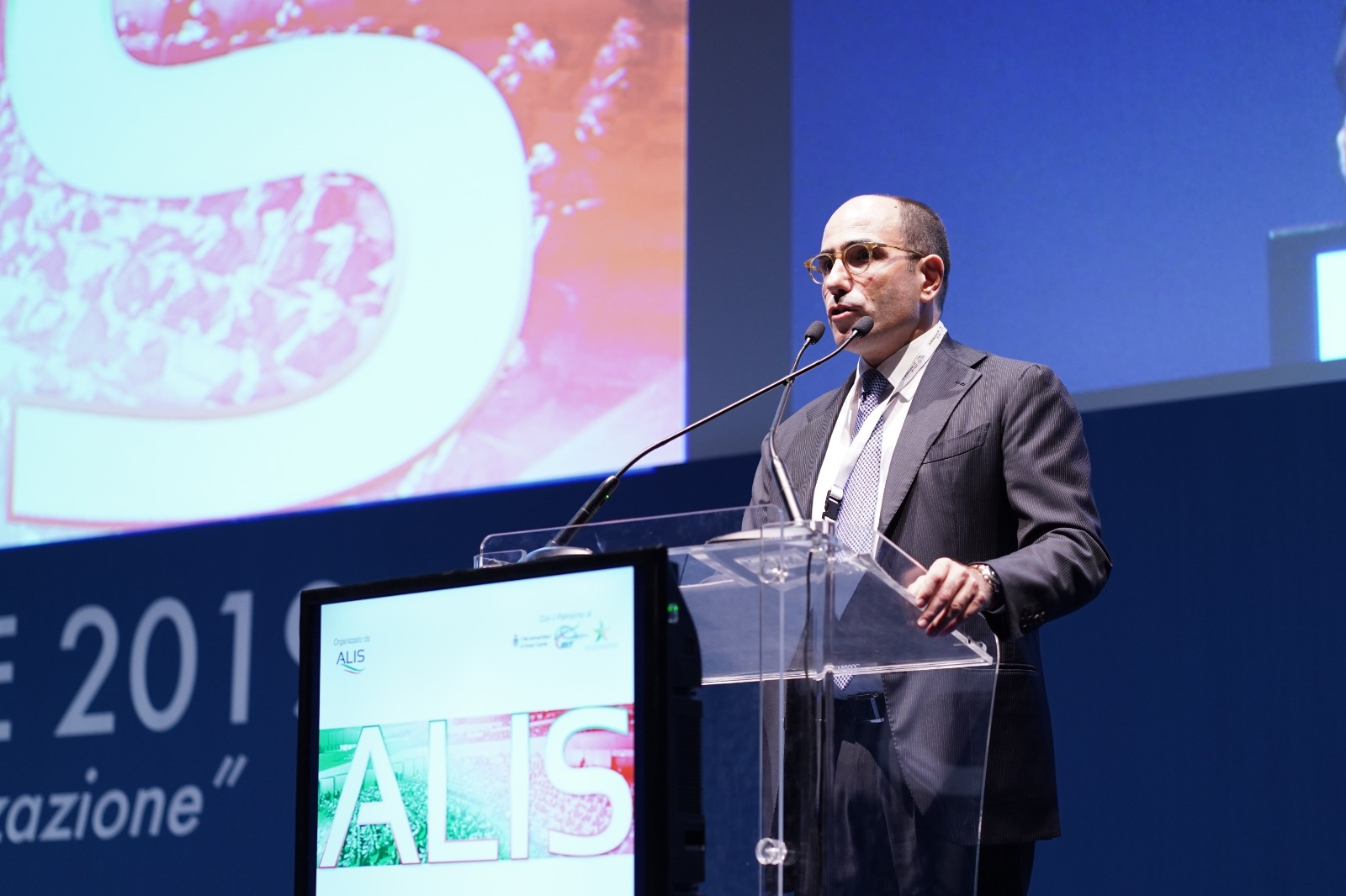 Alis: soddisfazione per contributo Marebonus, il direttore di Alis Marcello Di Caterina