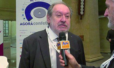 Nicolini all'Agorà Confetra 2019