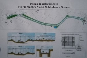 Tangenziale sud di Formigine (Mo), sarà pronta entro il 2020. La carta con il progetto