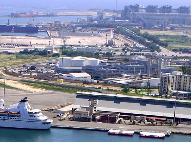 assegnate aree area portuale di Brindisi