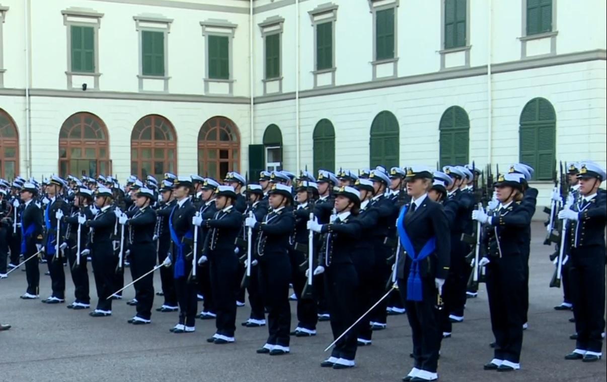 giuramento in accademia navale
