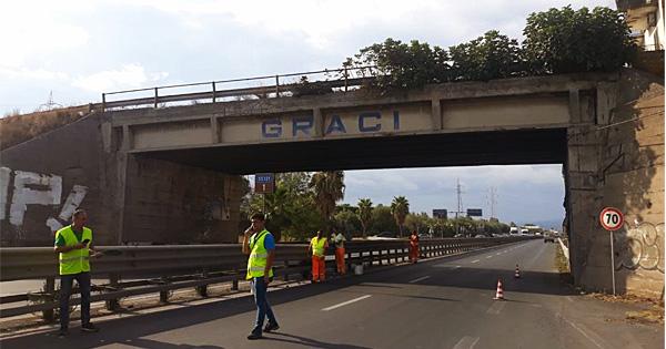 Ponte Graci, tra 15 giorni al via il cantiere