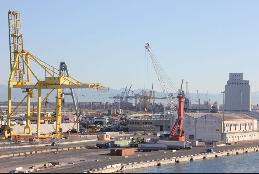 rilancio del porto