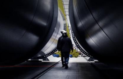 Milano Cadorna - Malpensa in dieci minuti con un treno, operai controllano il tunnel trasportatorela cartina con il percorso