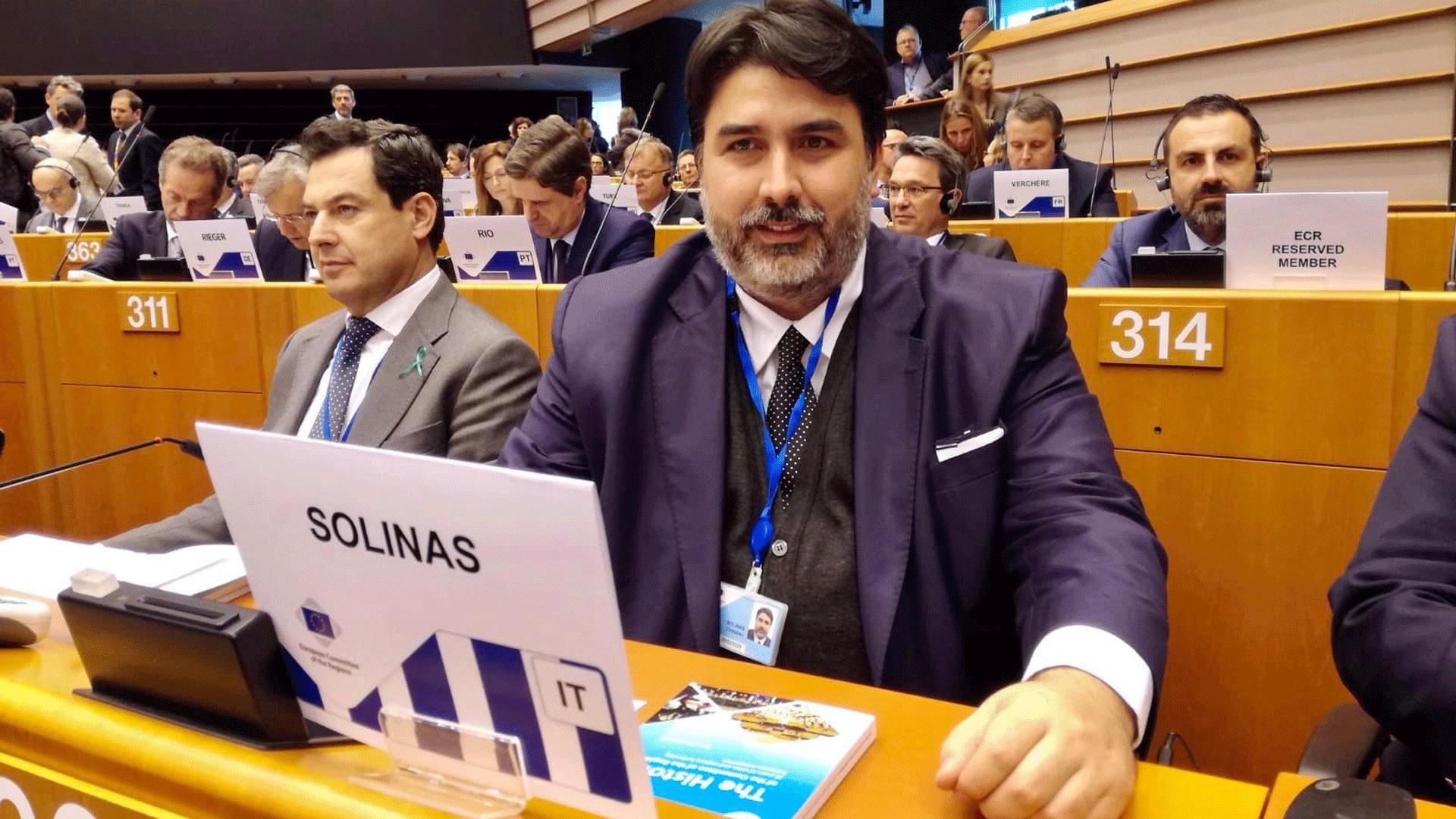 """Continuità territoriale: """"Chiudere in tempi rapidi'' il presidente Solinas a Bruxelles"""