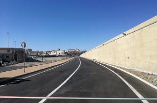 Porto di Termoli, riapertura strada molo nord-est
