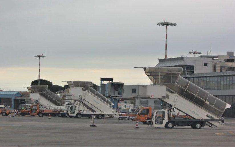 chiusura degli aeroporti