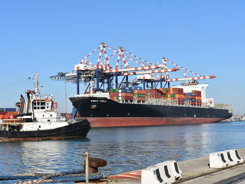 tassazione dei porti