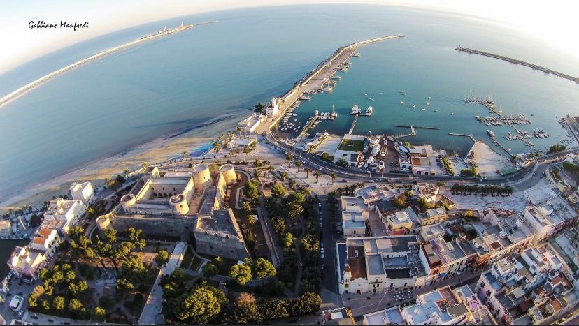 caratterizzazione ambientale Bacino alti fondali porto manfredonia
