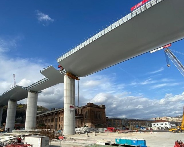 Proseguono i lavori infrastrutturale