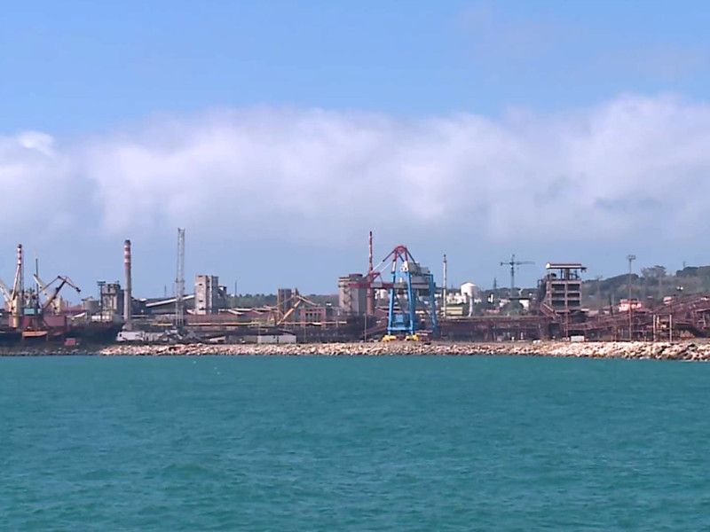 Il porto di Piombino fincantieri a piombino