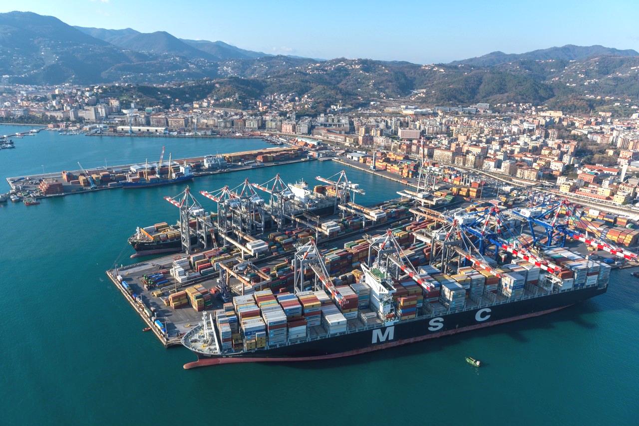 Salvati nomina ufficiale la spezia zona logistica semplificata zls la spezia