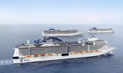 Msc Crociere riparte