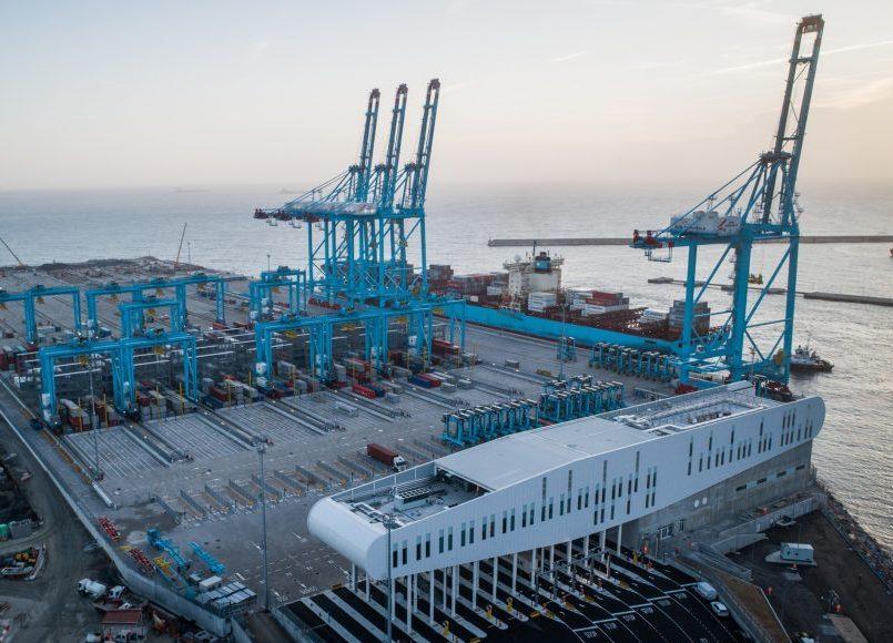 Ports of