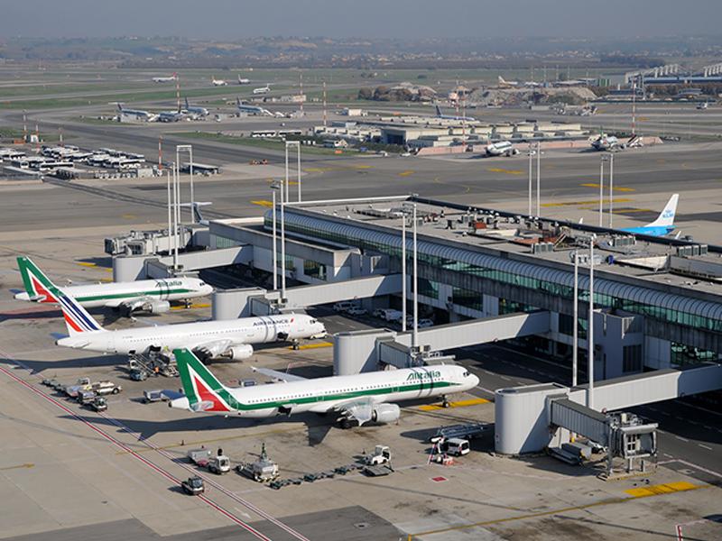 Crisi del trasporto aereo