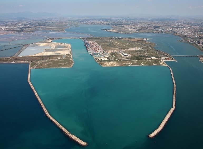 Autorizzazione paesaggistica porto canale di cagliari