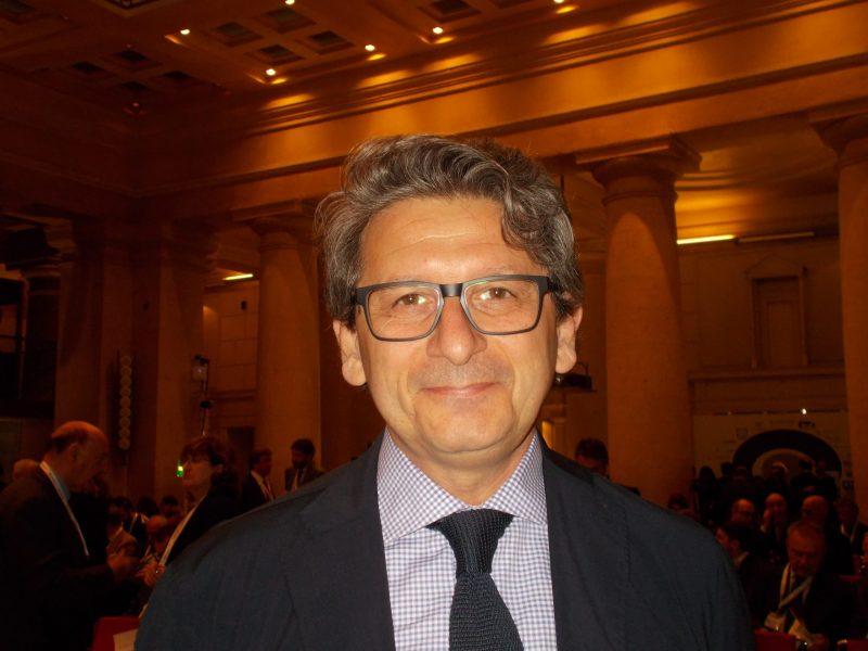 vicepresidente di Espo presidente della piattaforma logistica nazionale trieste zeno d'agostino