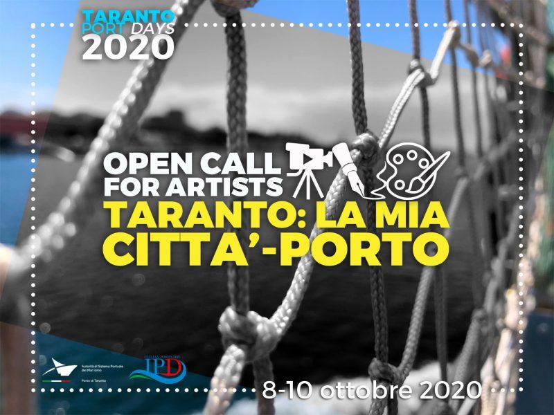 """""""Taranto: la mia città-porto"""""""