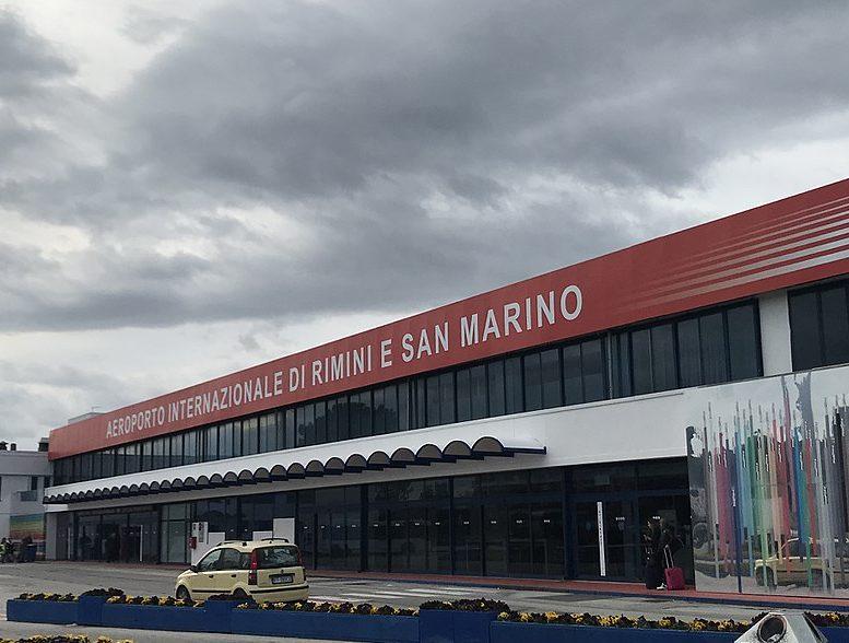 aeroporto di Rimini