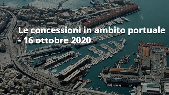 Concessioni e porti