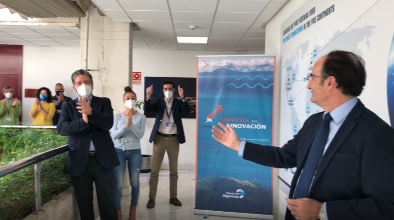 espo award 2020 Algeciras