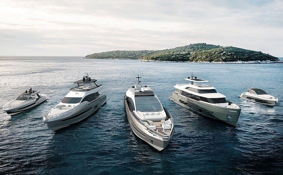 Azimut Yachts super yacht