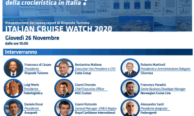Italian Cruise Watch