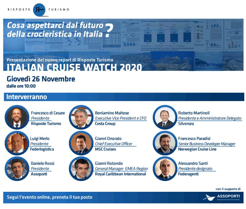 Italian Cruise Watch