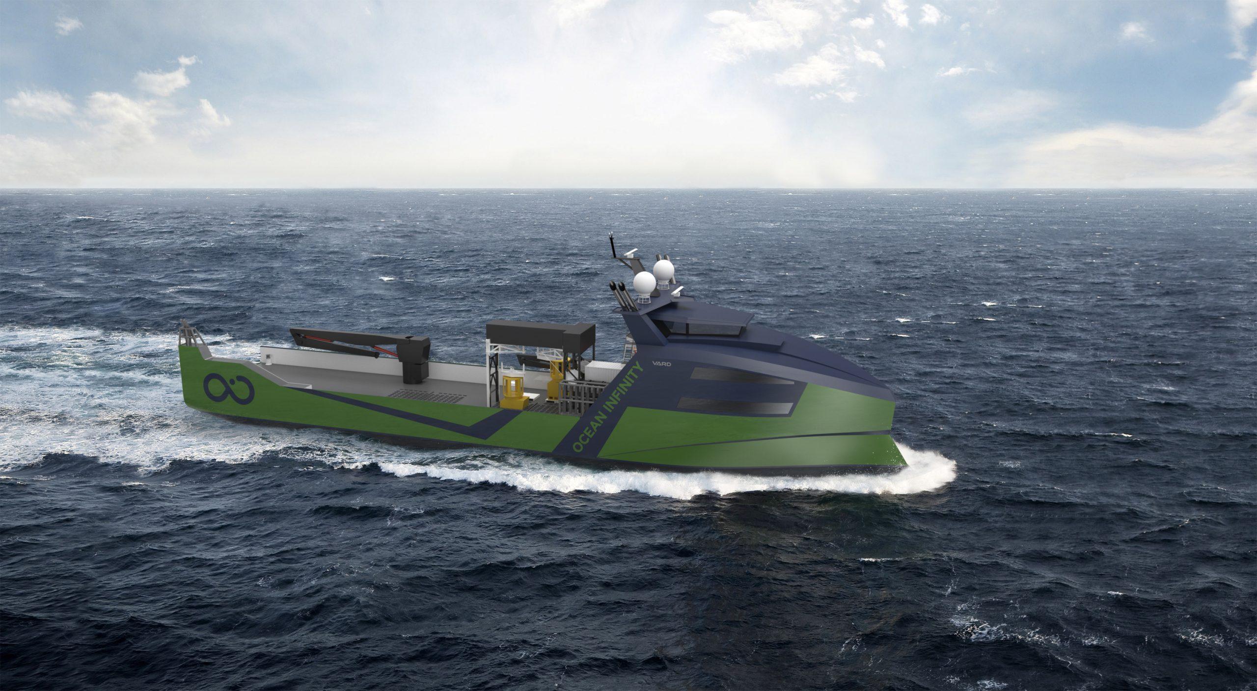 navi robotizzate