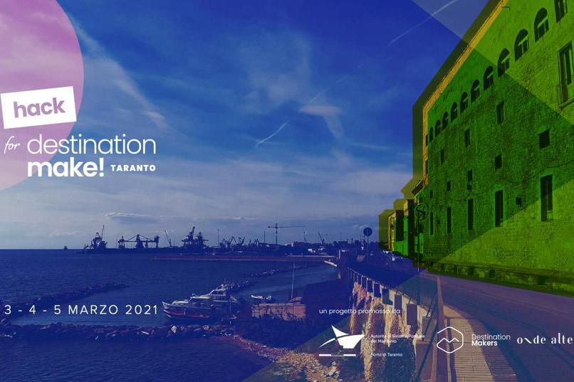Hack for Destination-Taranto