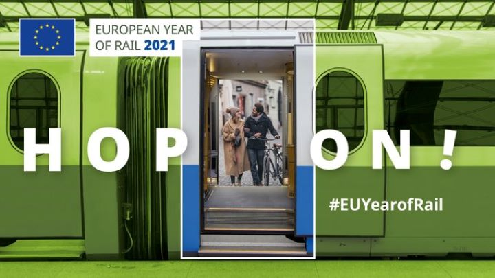 Anno europeo delle ferrovie