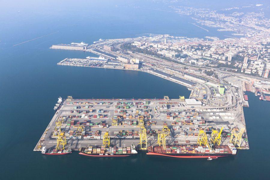 Trasporto merci trieste green ports
