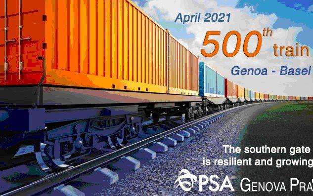 500° treno