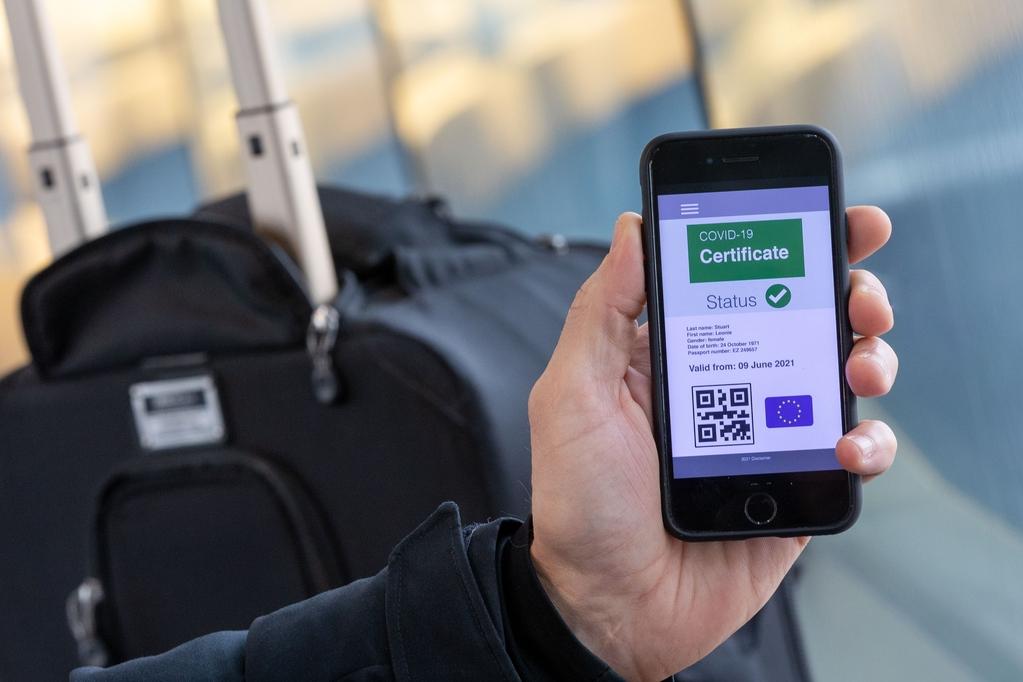 Certificato Covid digitale UE mense aziendali