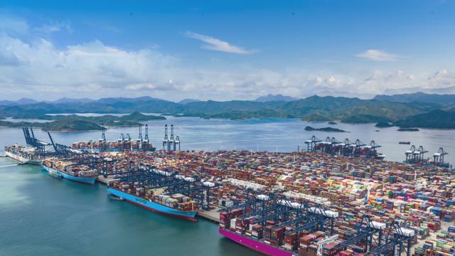 porto di Yantian