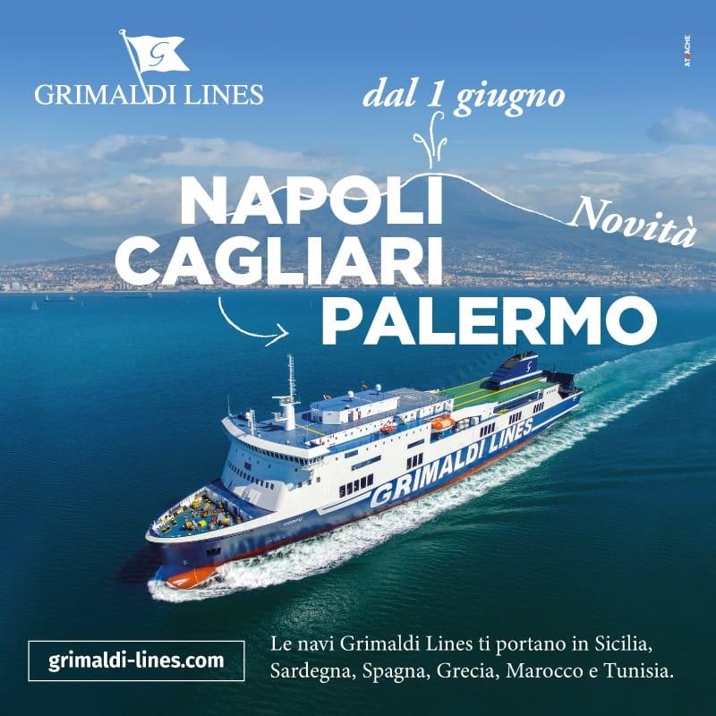 Napoli-Cagliari-Palermo