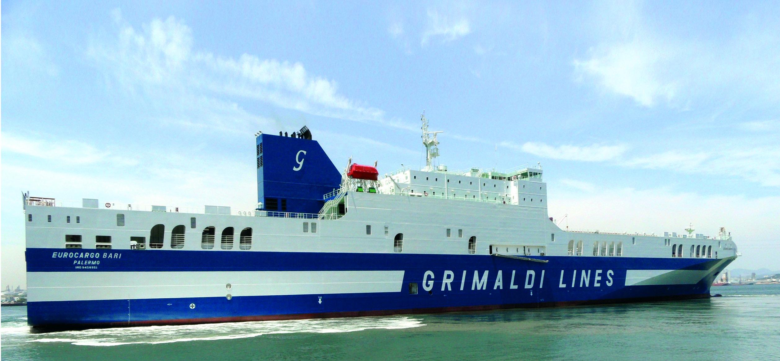 Gruppo Grimaldi potenziaa